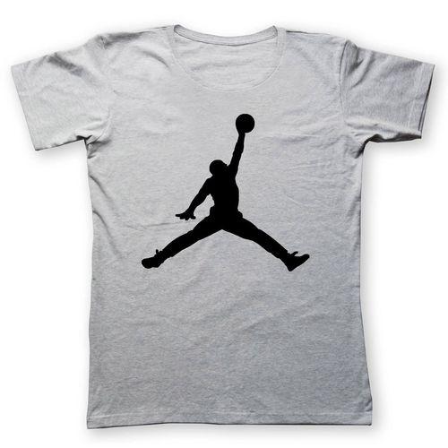 تی شرت یورپرینت طرح مایکل جردن کد 229