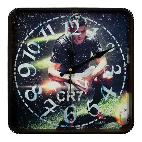 ساعت دیواری گلدن  طرح کریستیانو رونالدو کد AL-10010134