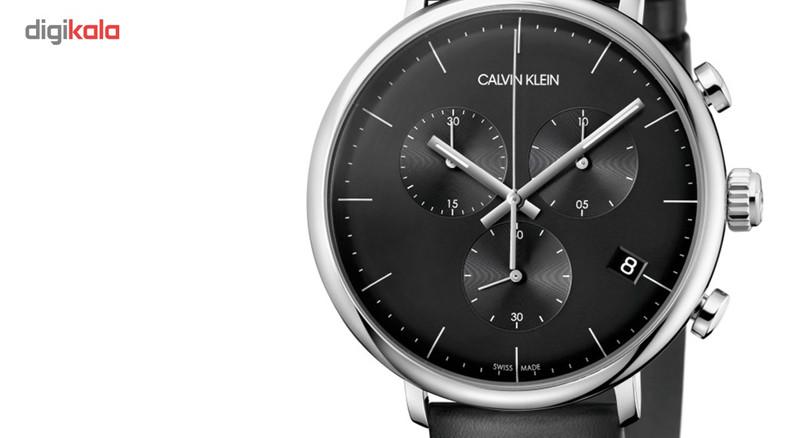 ساعت مچی عقربه ای کلوین کلاین مدل K8M271.C1