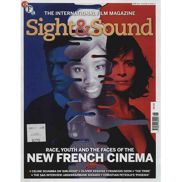 مجله Sight & Sound - ژوئن 2015