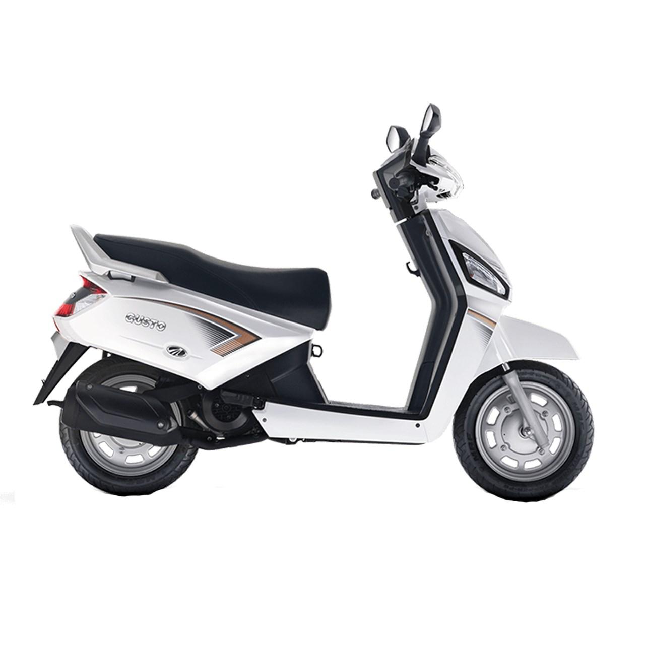 موتورسیکلت ماهیندرا گوستو ۱۱۰ سی سی سال ۱۳۹۵