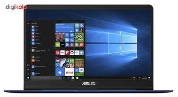 لپ تاپ 14 اینچی ایسوس مدل ZenBook UX430UA - B   ASUS ZenBook UX430UA - B - 14 inch Laptop