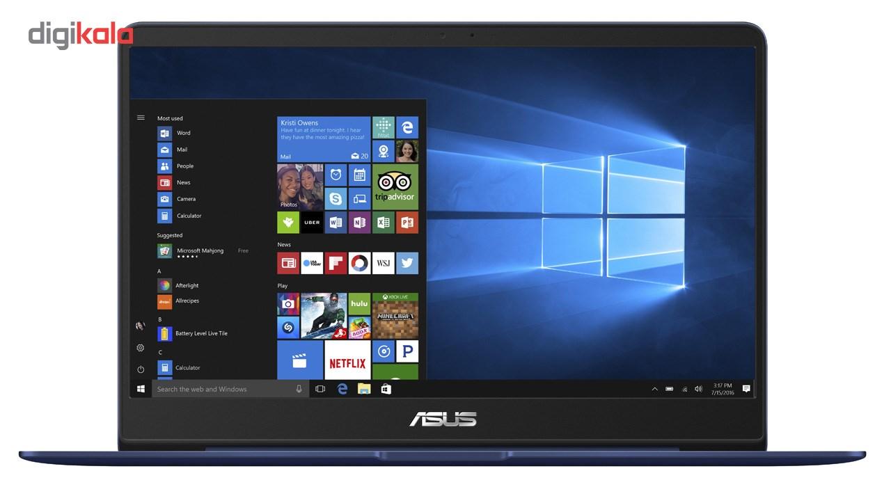 لپ تاپ 14 اینچی ایسوس مدل ZenBook UX430UA - A | ASUS ZenBook UX430UA - A - 14 inch Laptop