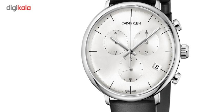ساعت مچی عقربه ای کلوین کلاین مدل K8M271.C6