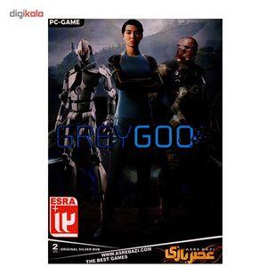 بازی کامپیوتری GreyGoo  GreyGoo PC Game
