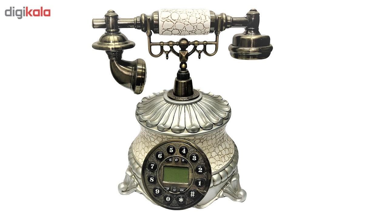 قیمت                      تلفن کلاسیک افق مدل 603A
