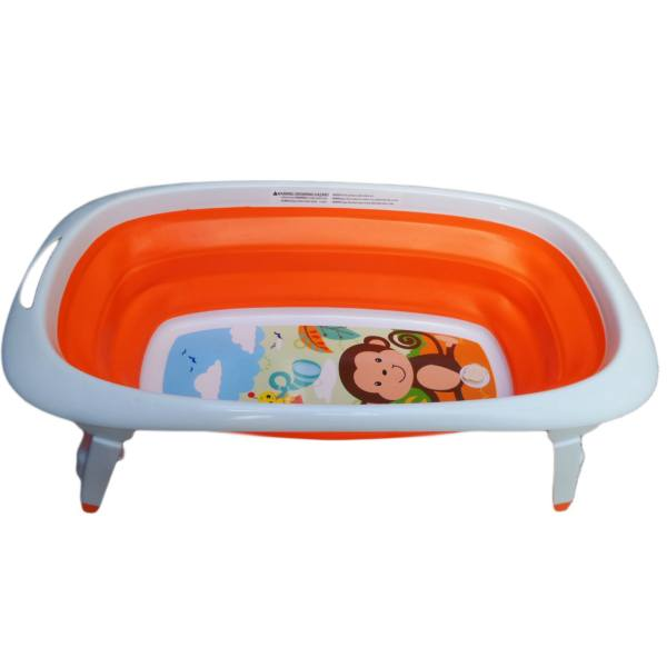 وان حمام کودک بیبی فور لایف مدل 66814-S