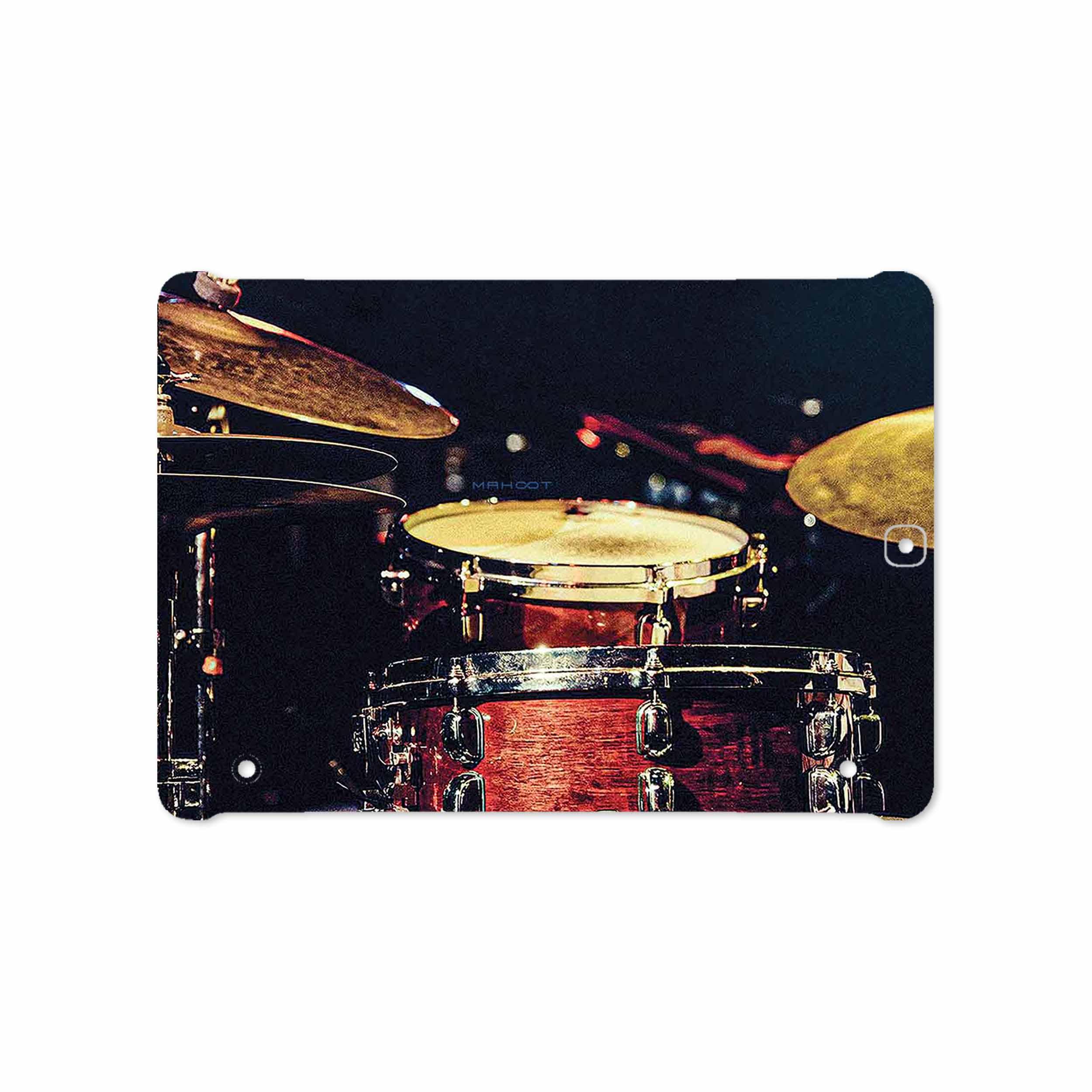 بررسی و خرید [با تخفیف]                                     برچسب پوششی ماهوت مدل Drum Kit مناسب برای تبلت سامسونگ Galaxy Tab S2 9.7 2015 T810                             اورجینال