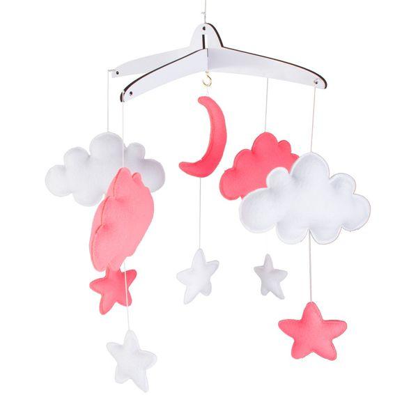 آویز تخت کودک Clouds مدل 006