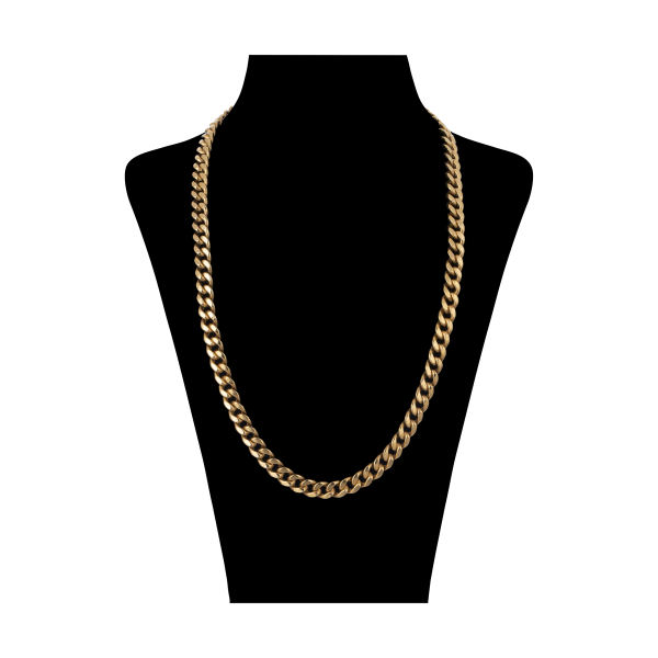 زنجیر طلا 18 عیار زنانه مایا ماهک مدل ZMM1013