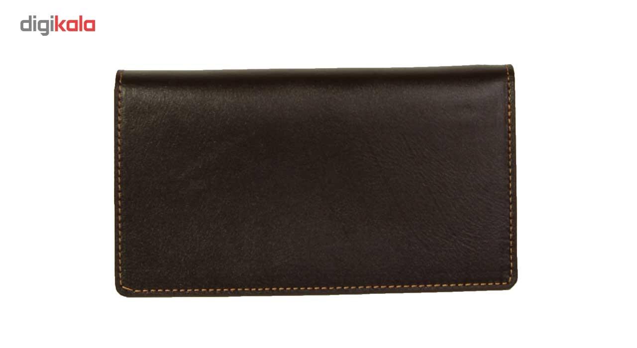 ZANCO natural leather cellphone bag, Model KM-111