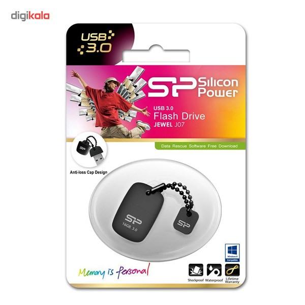 فلش مموری USB 3.0 سیلیکون پاور مدل جیول جی 07 ظرفیت 32 گیگابایت