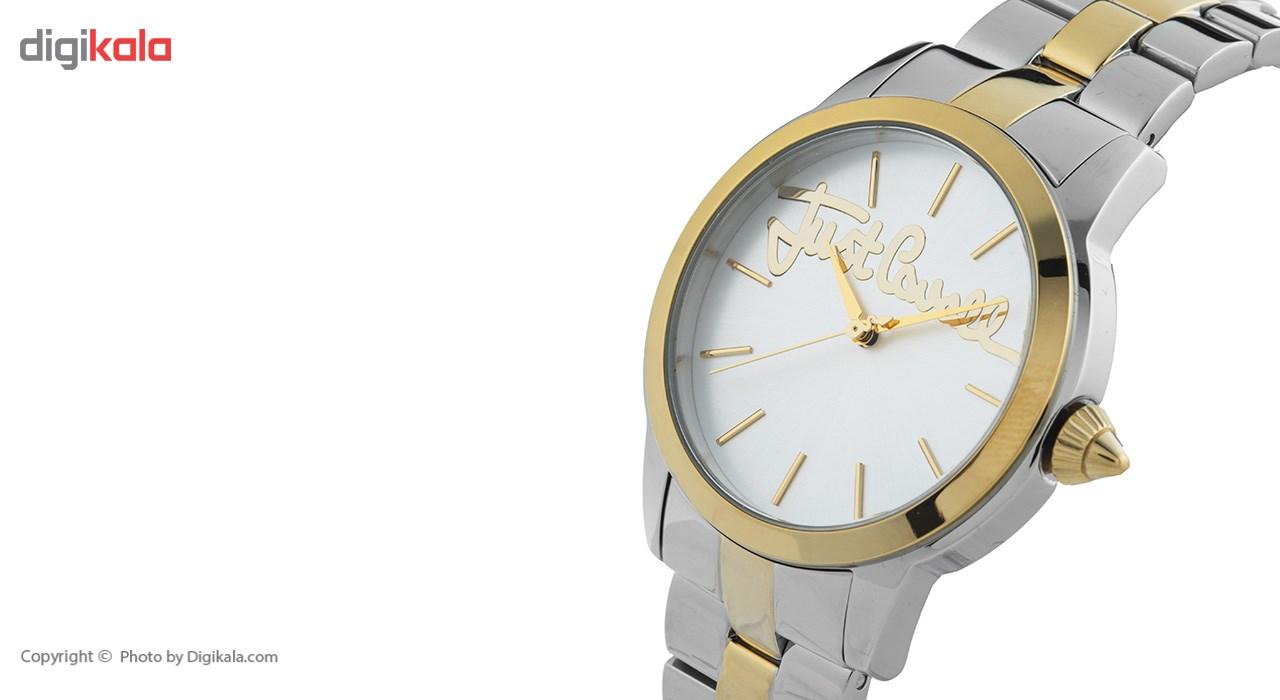 ساعت زنانه برند جاست کاوالی مدل JC1L006M0125