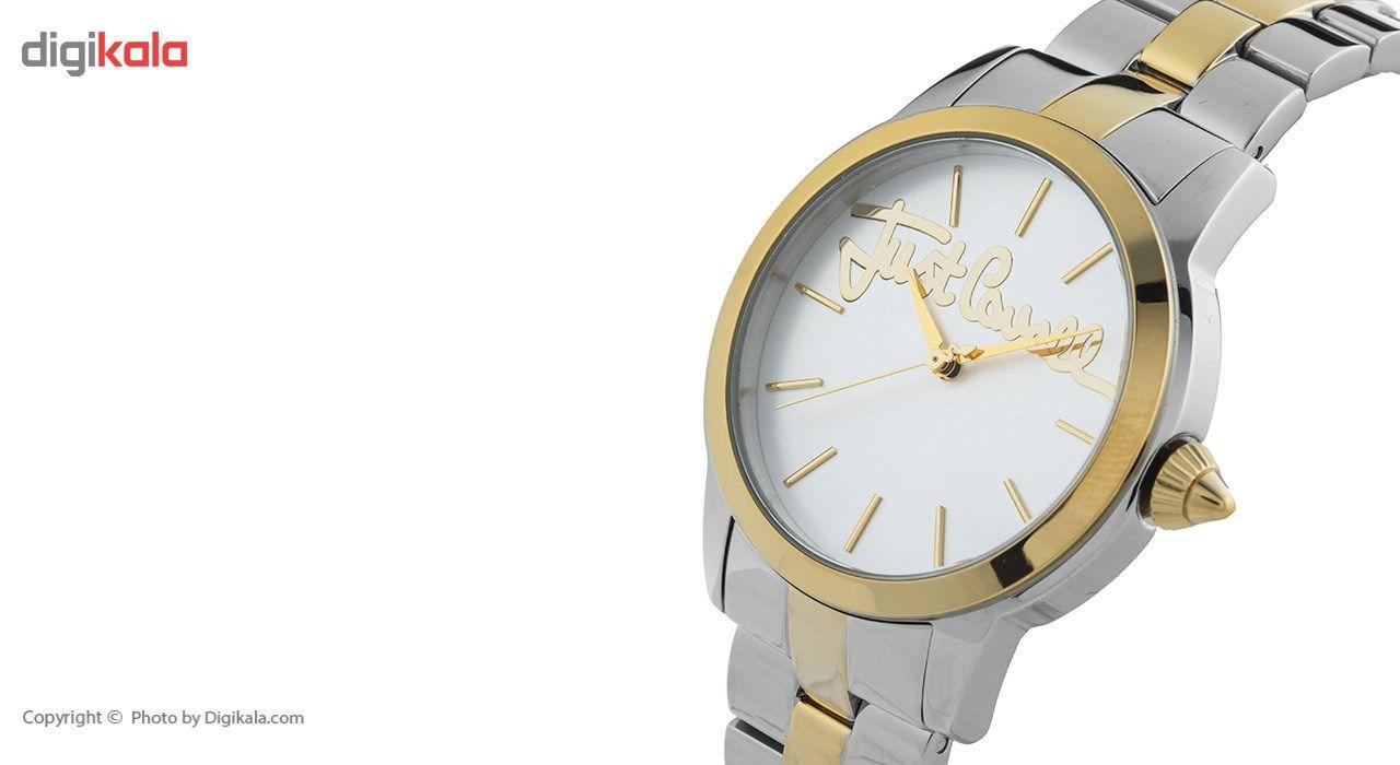 ساعت مچی عقربه ای زنانه جاست کاوالی مدل JC1L006M0125 -  - 2