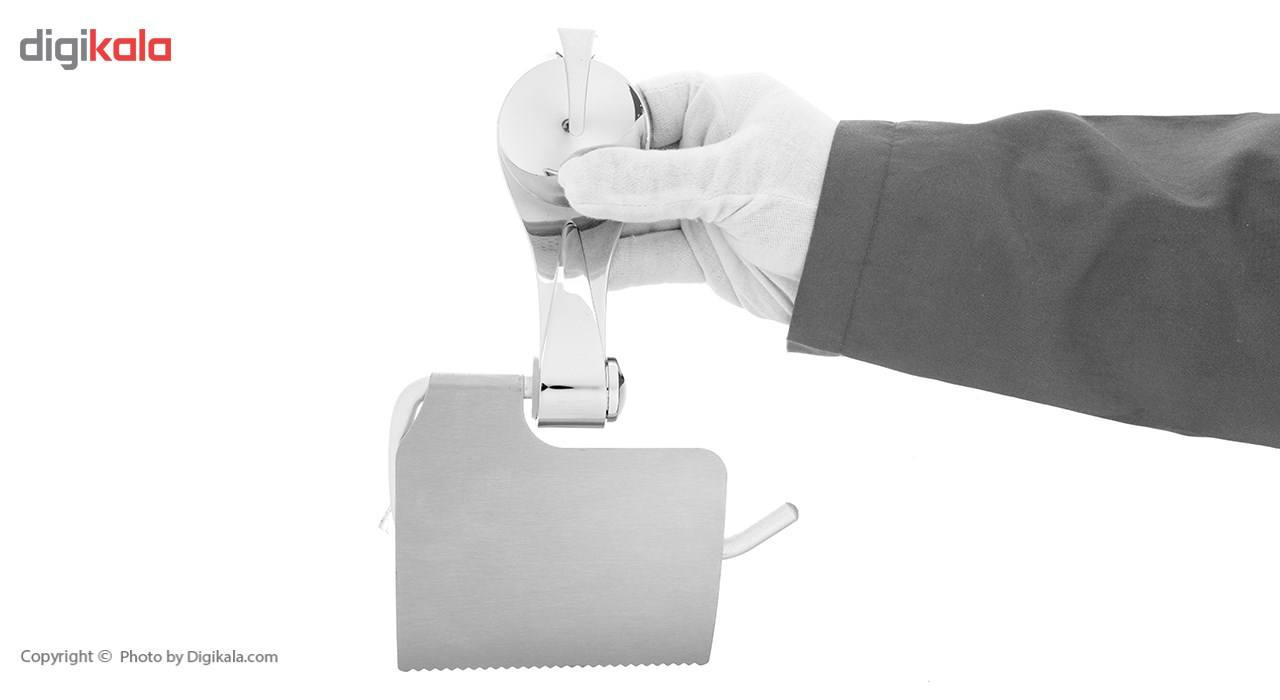 پایه رول دستمال کاغذی  تهران آینه مدل A33 main 1 4