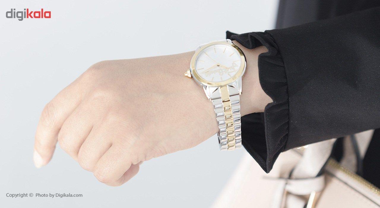ساعت مچی عقربه ای زنانه جاست کاوالی مدل JC1L006M0125 -  - 4