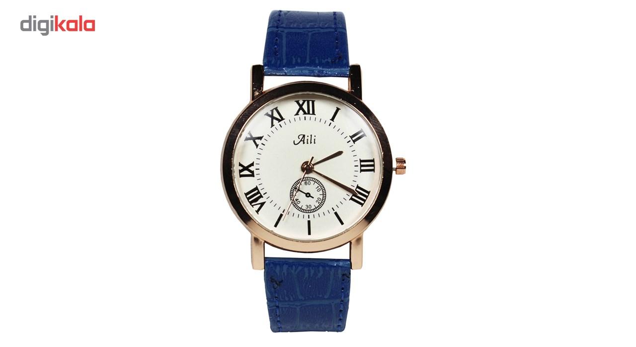 خرید ساعت مچی عقربه ای مردانه و زنانه مدل M16 | ساعت مچی