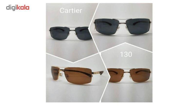 عینک آفتابی کارتیه مدل 1008