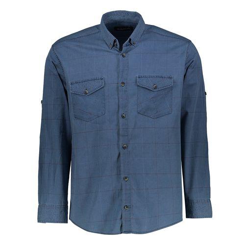 پیراهن مردانه ناوالس کد NKH27-BL