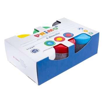 رنگ انگشتی 6 رنگ پریمو مدل 226TD50S