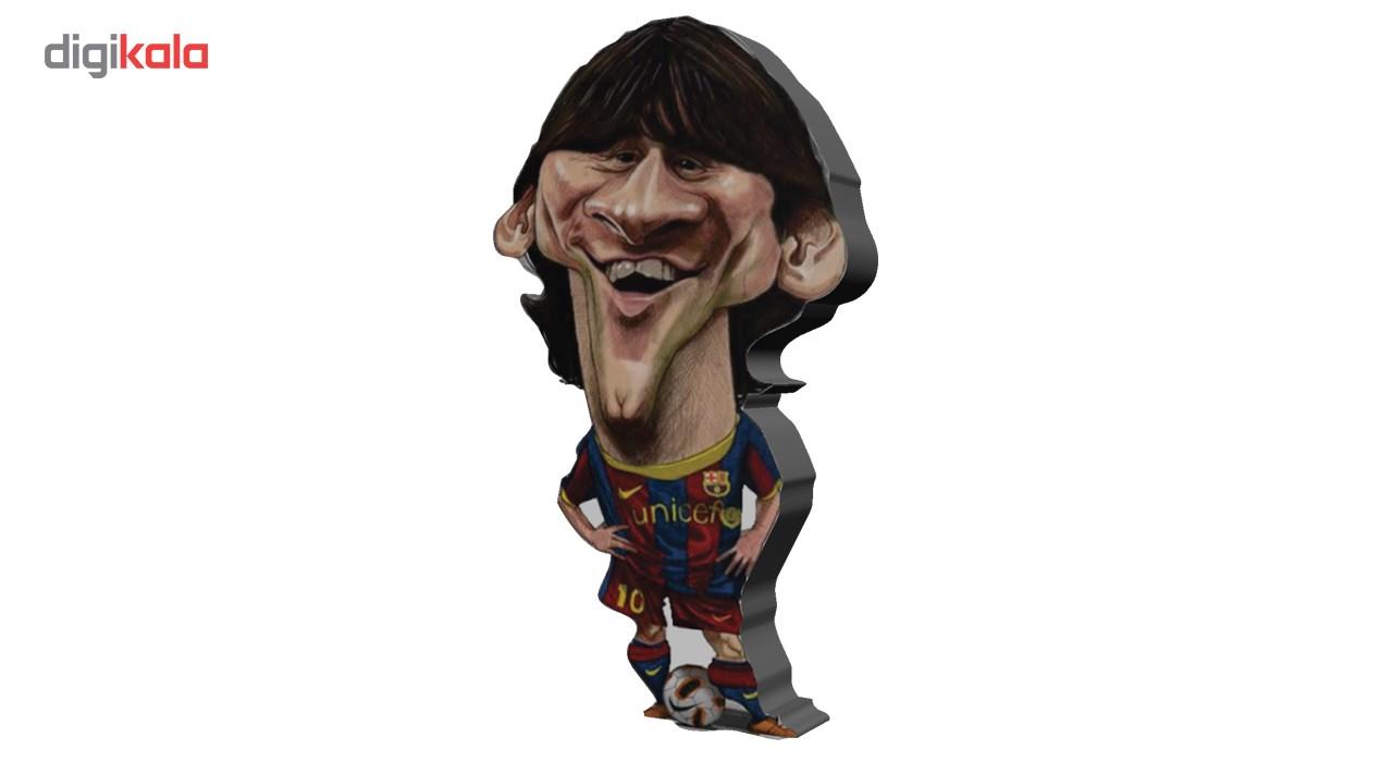 پیکسل چوبی مسی بانیبو مدل Messi