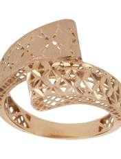 انگشتر طلا 18 عیار زنانه مایا ماهک مدل MR0379 -  - 1