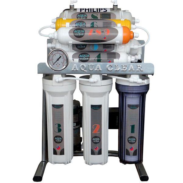 دستگاه تصفیه کننده آب آکوآ کلیر مدل CHROME - AC6000