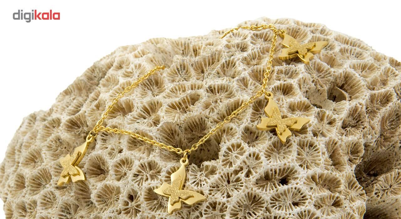 دستبند زنانه بهار گالری کد 111 -  - 9