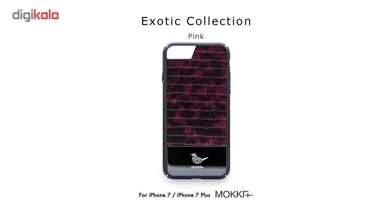 کاور موکا مدل Fashion مناسب برای گوشی موبایل اپل آیفون 7 پلاس/ 8 پلاس main 1 2