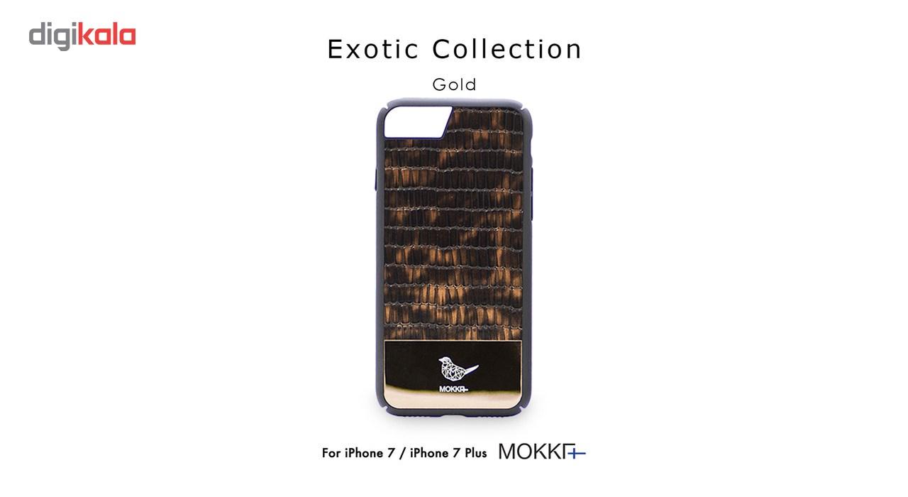 کاور موکا مدل Fashion مناسب برای گوشی موبایل اپل آیفون 7 پلاس/ 8 پلاس main 1 3