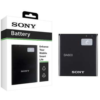 باتری موبایل مدل BA800 با ظرفیت 1700mAh مناسب برای گوشی موبایل سونی Xperia V