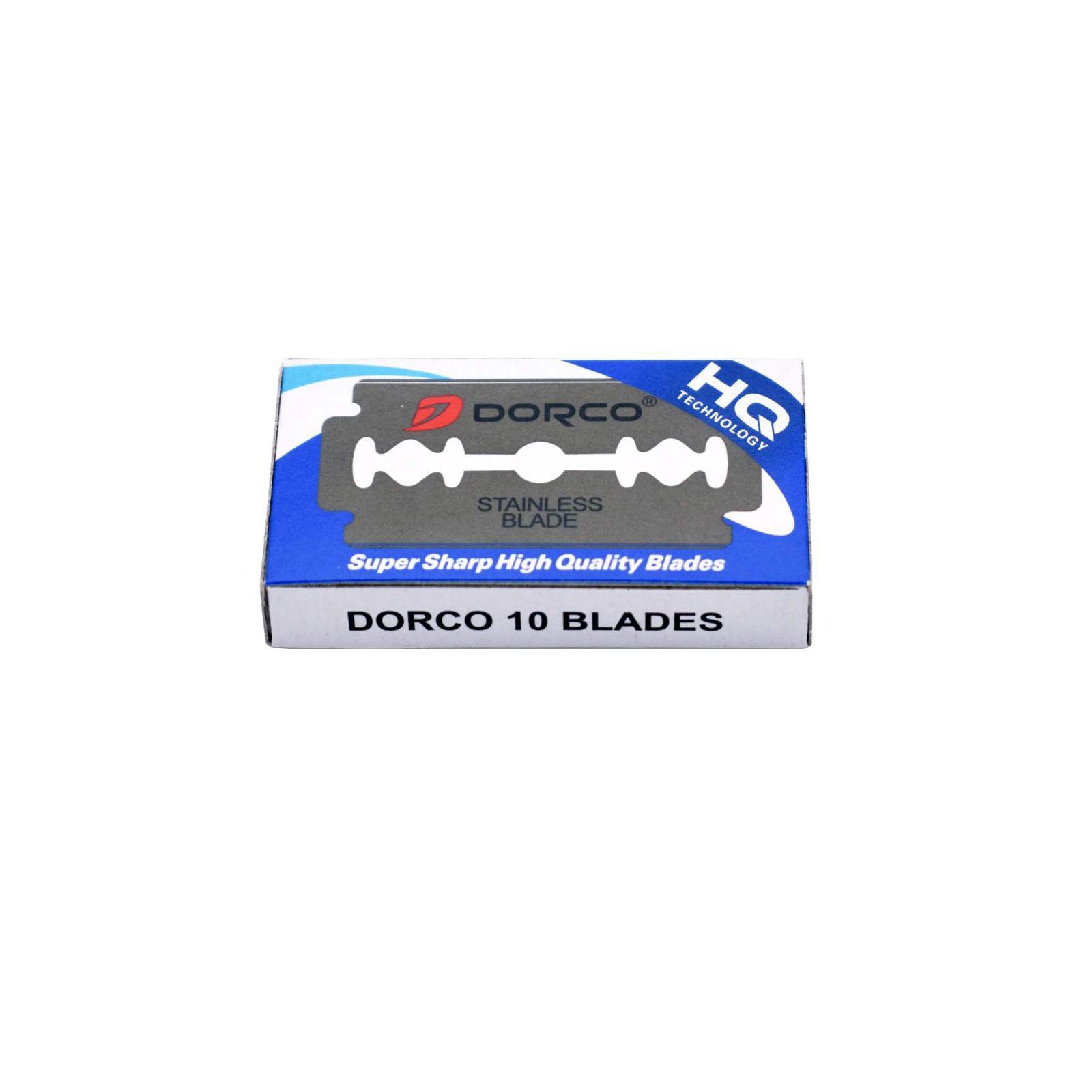 تیغ یدک دورکو مدل HQ-10 بسته 10 عددی -  - 2