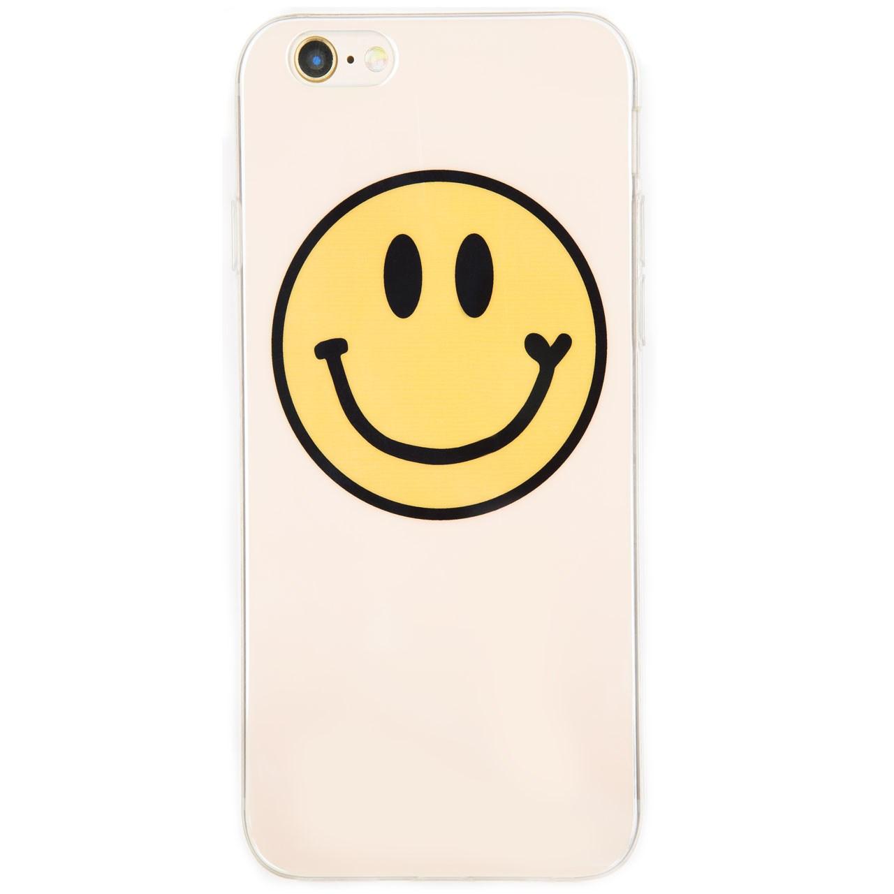 کاور ژله ای مدلSmile مناسب برای گوشی موبایل آیفون 6/6s