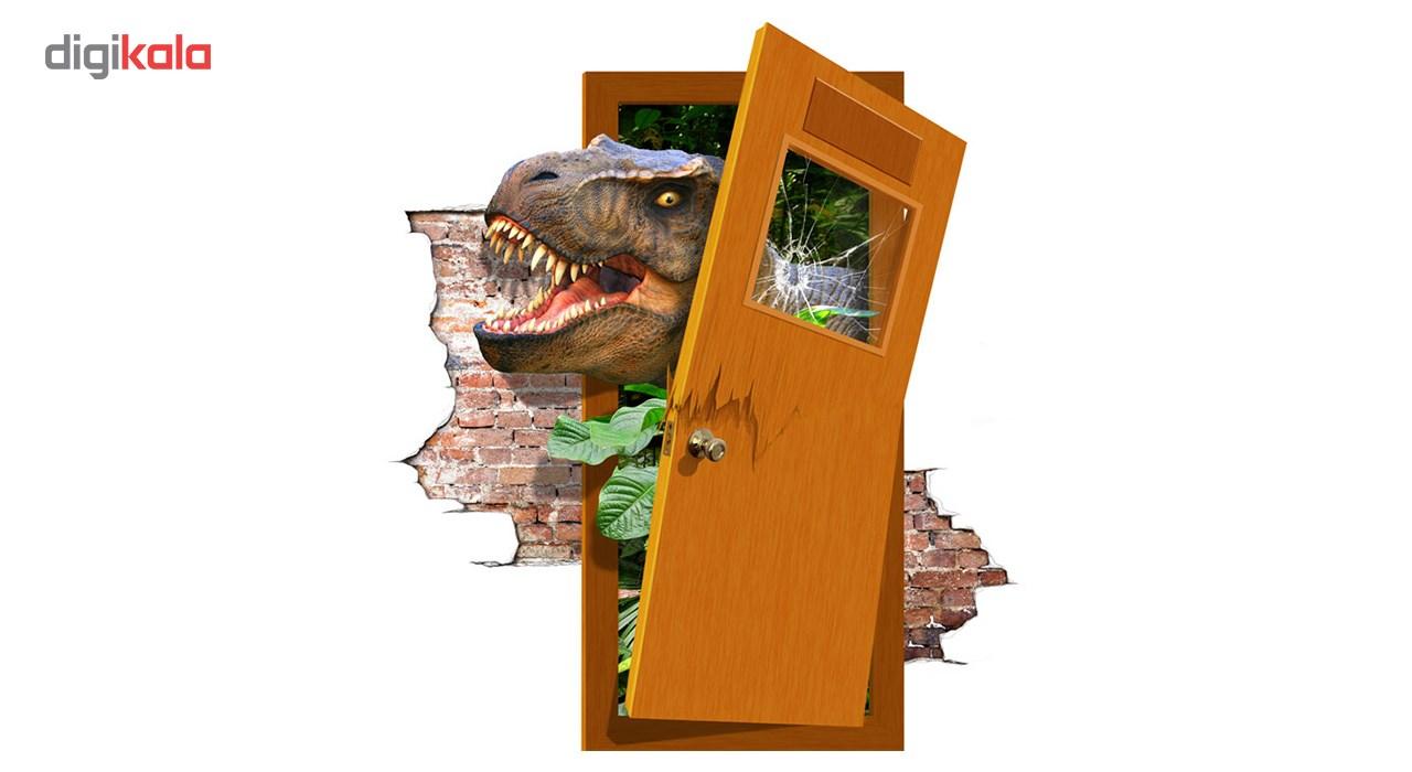 استیکر سه بعدی ویداوین طرح دایناسور