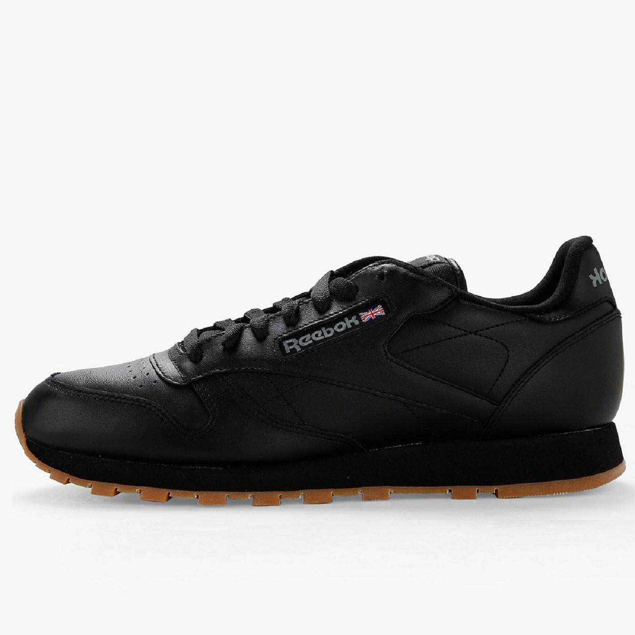 کفش مخصوص پیاده روی مردانه ریباک مدل Classic Shoes Gum
