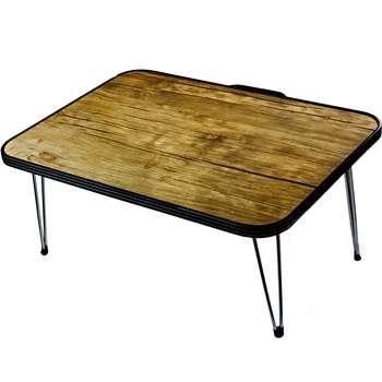 میز تحریر تاشو پارس مدل 80 کد 319