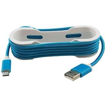 کابل USB به Micro USB  ای سی بی مدل RT1  طول 140 سانتیمتر