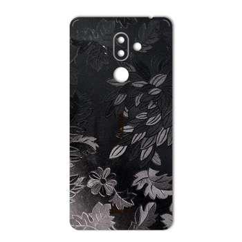 برچسب پوششی ماهوت مدل Wild-flower Texture مناسب برای گوشی  Nokia 7 plus