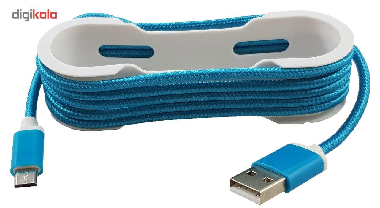 کابل USB به Micro USB  ای سی بی مدل RT1  طول 140 سانتیمتر main 1 1