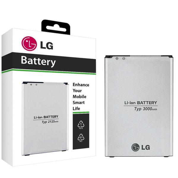 باتری موبایل ال جی مدل BL-53YH با ظرفیت 3000mAh مناسب برای گوشی موبایل ال جی G3 | LG BL-53YH 3000mAh Mobile Phone Battery For LG G3