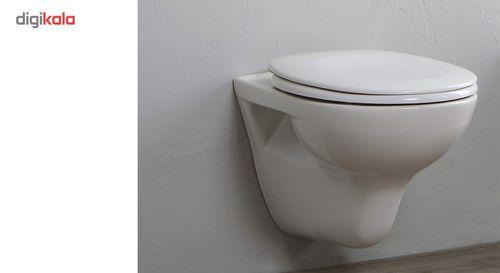 توالت فرنگی وال هنگ  المپیا مدل RUBINO