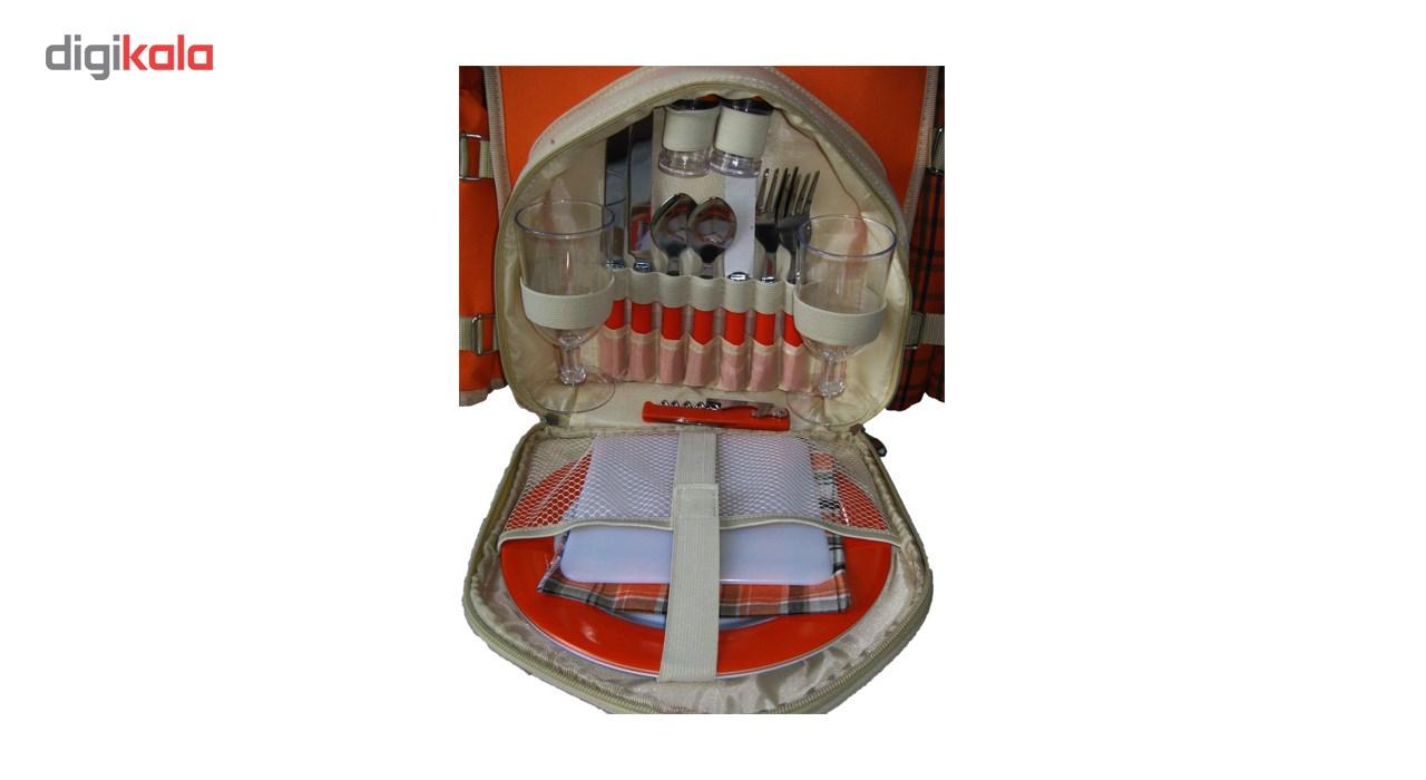 کوله پشتی پیک نیک  مدل TW3289