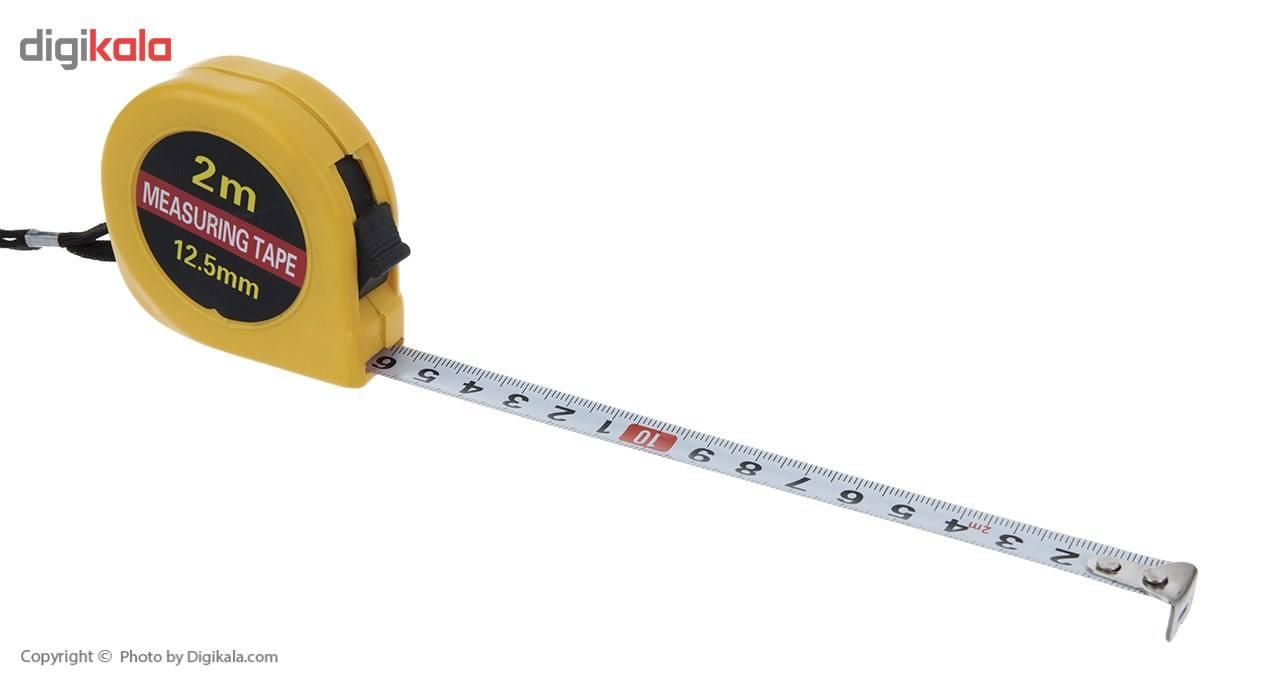 مجموعه 16 عددی ابزار لچ جی تولز مدل LC8016 main 1 10