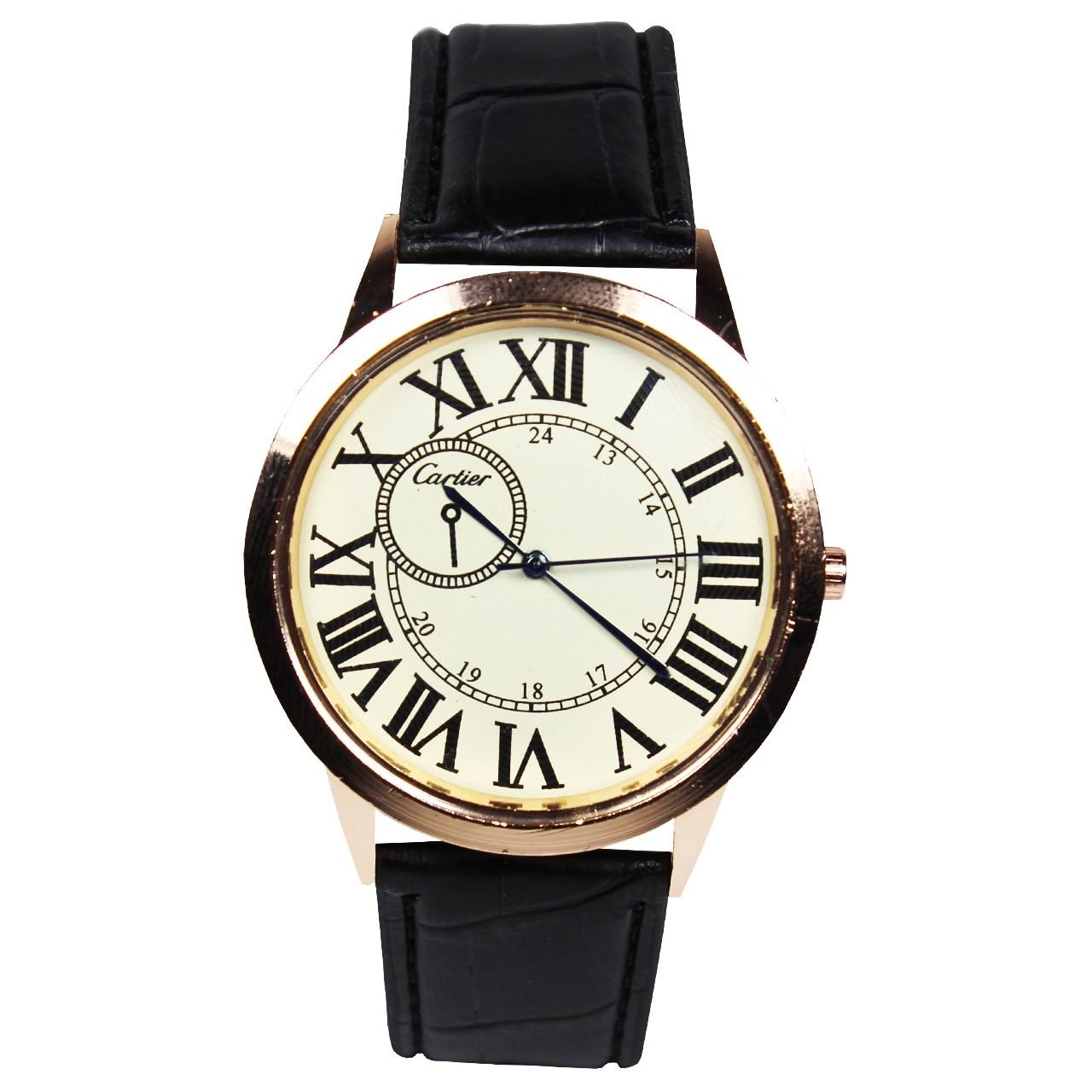 قیمت                      ساعت مچی عقربه ای مردانه و زنانه مدل M17