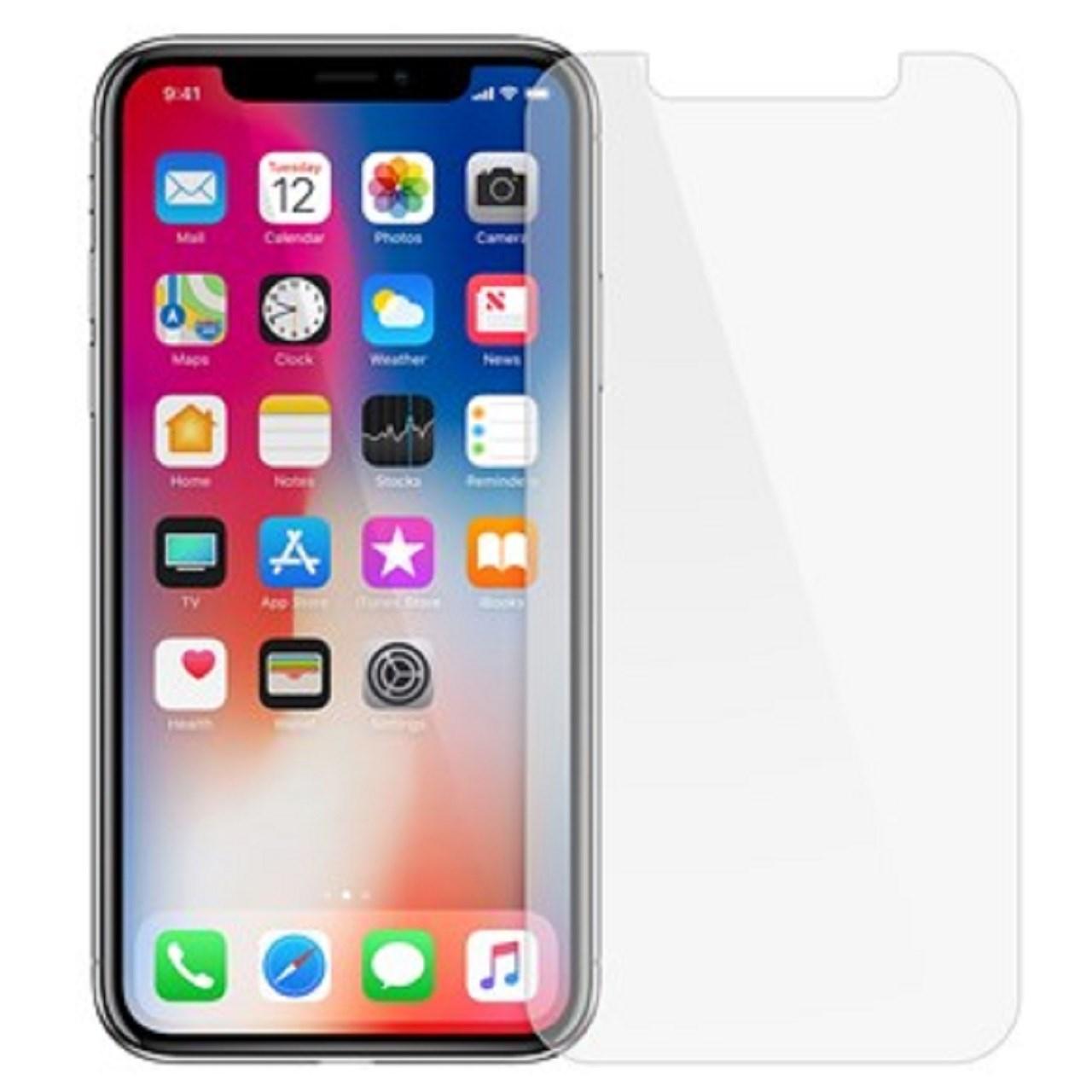 محافظ صفحه نمایش گلس پرو پلاس مدل Premium Tempered مناسب برای گوشی موبایل اپل آیفون x