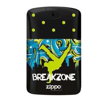 ادو تویلت مردانه زیپو مدل BreakZone حجم 75 میلی لیتر