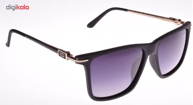 عینک آفتابی باترفلای مدل 1103B-Mat