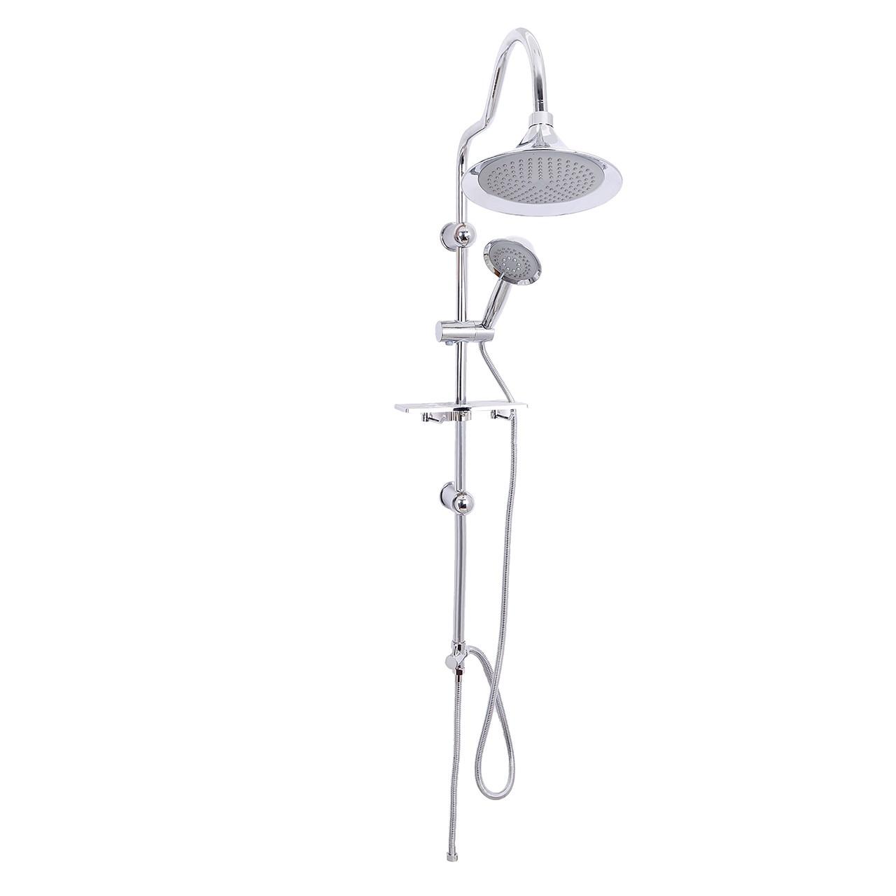 قیمت                                      دوش حمام شیرکس مدل صدف کد 2