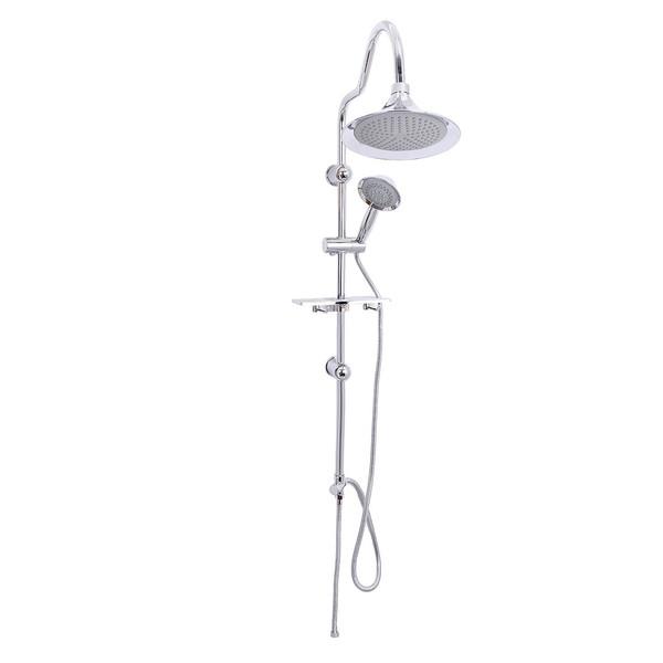 دوش حمام شیرکس مدل صدف کد 2