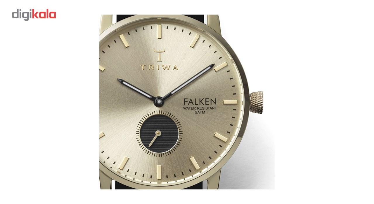 ساعت مچی  عقربه ای تریوا مدل Ray Falken